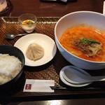 中国料理 桂花 - 料理写真:担々めんランチ