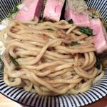 71594527 - マゼニボジャンキー(麺のアップ)