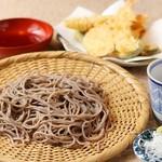 八幡そば - 料理写真: