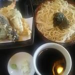 小巾亭 - 料理写真:上天ざる1,400円