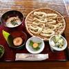 楠川 - 料理写真:手力(たじから)御膳そば大盛り