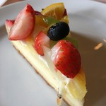 スイート・レディ・ジェーン - フルーツサラダのクラフティ