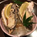 味膳 まさむね - 生牡蠣
