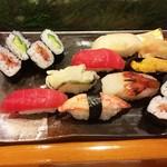 寿司処 一心 - 上寿司2000円+税