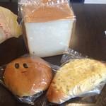 ベーカリーメルシー - ●ランパスセット 700円→500円 ランパスVol.9提示 ・食パン、調理パン、菓子パン、コーヒー