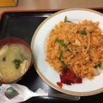 好々亭 - 洋食屋さんのチキンライス