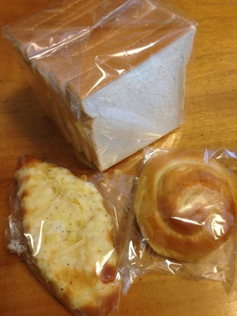 ベーカリーメルシー アルク恩田店 - ●ランパスセット 700円→500円 ランパスVol.9提示 ・食パン、調理パン、菓子パン、コーヒー