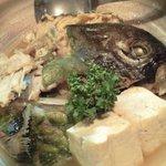716393 - 魚のあら煮