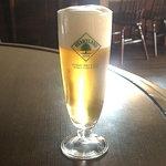 いるか喫茶バー - ハートランド生ビール ¥390 麦芽100%樽生を樽ごと冷やすサーバーでご提供。