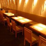上本町 富喜 - 静かな空間で・・・
