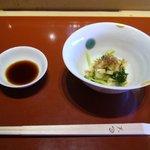 7160225 - お昼のおまかせ(3,150円)のスタート