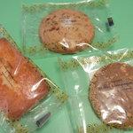 ア・ラ・カンパーニュ - 焼き菓子