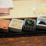 心米 - ご飯のお供(別料金)