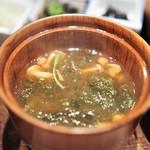 心米 - 味噌汁
