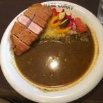 渡邊カリー - スパイスとんかつカリー1150円