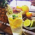 Boa sorte - 凍結レモンサワー