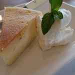 マグルズカフェ - バナナチーズケーキ