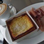 パンとエスプレッソと - フレンチトーストセット