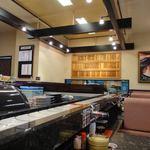 廻鮮寿司処 タフ - 店内