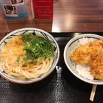 丸亀製麺 - アジフライ旨し