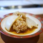 くろぎ - 鱧のすき焼き