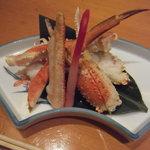 7161588 - 焼き蟹