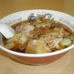 中華宝来軒 - 料理写真:チャーシューメン 680円