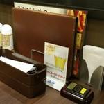 十六雑穀オムライス&炭焼きハンバーグ専門店 おむらいす亭 -