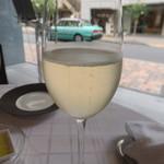 ポンテ デル ピアット - グラススパークリングワイン
