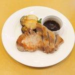 レストラン キヅカ - 銘柄豚ロース肉グリル 1080円