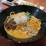 虎玄 - 汁なし担担麺