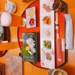 京嵐山亭 - 料理写真: