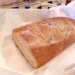 イタリア倶楽部 - ランチのパン