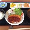 浅野屋 - 料理写真:日替わりランチ(まぐろのメンチカツ) @880