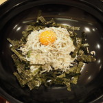 千姫茶屋 - 名物しらす丼