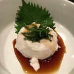 琉球食堂kafu - ジーマーミ豆腐