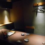 地鶏個室居酒屋 鼓 - 店内(個室1)