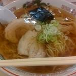 71619488 - 中華そば 細ちぢれ麺
