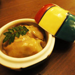 あらえびす - 110305牡蠣の塩辛