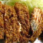生鮭フライ