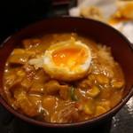 瀬戸内製麺710 - ☆カレーをトッピング(*^。^*)☆
