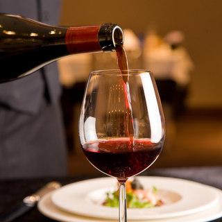 こだわって選んだ世界の希少なワインあります♪