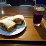 サンドイッチファクトリー・オー・シー・エム - 今回の注文♡
