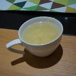 もがみ - 卵スープ