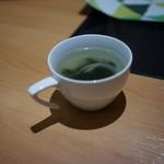 もがみ - ワカメスープ