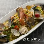 ナポリの食堂 アルバータ アルバータ - 白いペスカト−レ