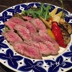 ナポリの食堂 アルバータ アルバータ - キアニーナ牛のビステッカ