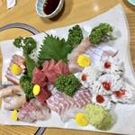 味処 順平 - 料理写真:お造り盛り合わせ