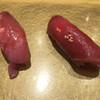 まんてん鮨 - 料理写真:本マグロ食べ比べ。間違いない。。