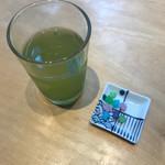 Kuriyakashikurogi - お茶と金平糖